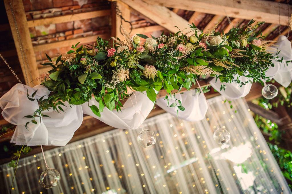 Romantická svatba Vletice